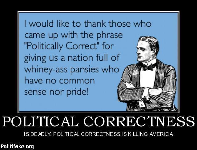 meme - political correctness on kristinecherry.com
